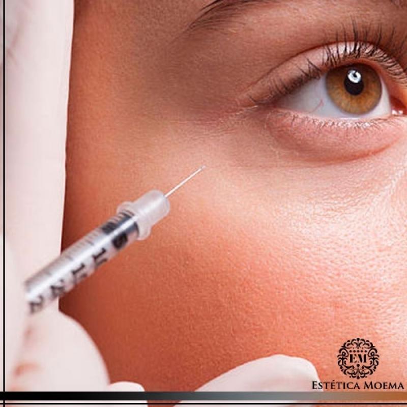 Local para Tratamento para Olheiras Escuras Moema - Tratamento para Olheiras Muito Escuras