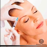 aplicação de botox no rosto cotação Aclimação