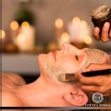 limpeza de pele e revitalização