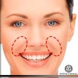 lugar para tratamento estético bigode chinês Morumbi