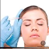 procuro por aplicação de toxina botulínica na face Tatuapé