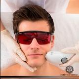 referência em depilação a laser para homens Morumbi