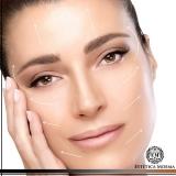 referência em tratamento para flacidez no rosto Higienópolis