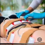 tratamento estético para gordura localizada na barriga valores Vila Clementino