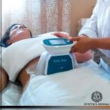 tratamento estético para gordura localizada na barriga Jardins