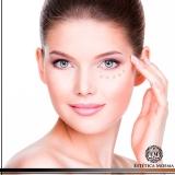 tratamento para olheiras com ácido hialurônico preço Aclimação