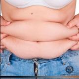 tratamento para gordura localizada e flacidez na barriga